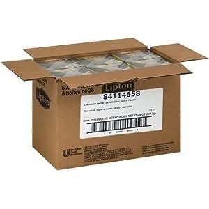 Lipton Chamomile Tea - 28 teabags per box, 6 boxes per case