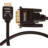AmazonBasics SK231 HDMI To DVI Adapter Cable