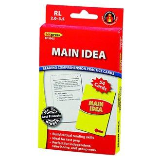 Edupress The Main Idea - 2.0-3.5