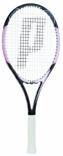 Prince Pink 26 Strung Tennis Racquet