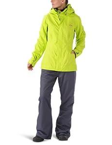 Oakley Fit Jacket Veste de ski femme Lightning Green L