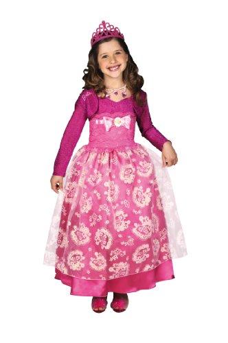 Kostüm Barbie Prinzessin und Popstar, 3-5 Jahre