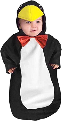 Penguin Bunting Costume Size: Infant 12-18 Months (Family Halloween Costume Ideas With Baby)