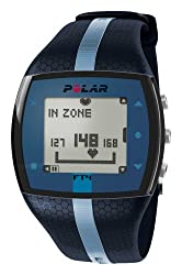 Polar FT4 Heart Rate Monitor (Blue)