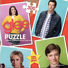Glee Jigsaw Puzzle 300-Piece - Free Your Glee