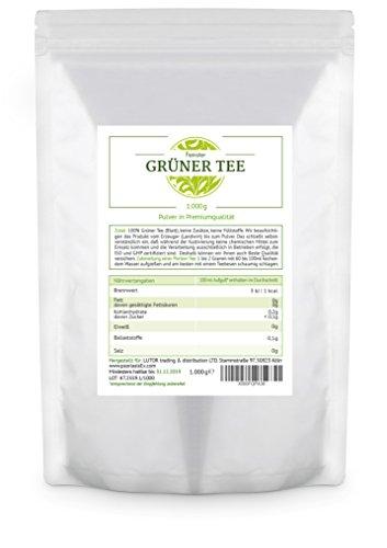 Grner-Tee-Matcha-Feinstes-Teepulver-1000-Gramm-1kg-im-Aromaschutzbeutel-Traditionelle-Kultivierung