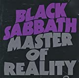 Master of Reality by Black Sabbath [Music CD]