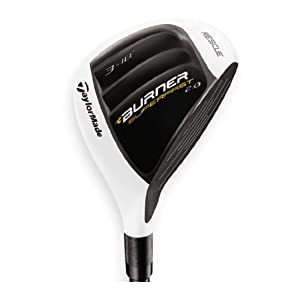 Taylormade Burner Superfast 20 Rescue Hybrid Club  by TaylorMade