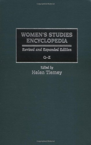Women's Studies Encyclopedia 3V: Women's Studies Encyclopedia, 2nd Edition [3 volumes]
