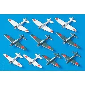 Tamiya 1/700 Japanese Naval Planes (Early Pacific War) - 1