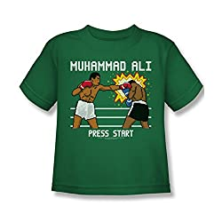 Muhammad Ali 8 Bit Juvy T-Shirt
