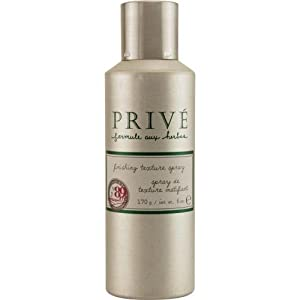 Prive Finishing Texture Spray No. 89, 6-Ounces Bottle