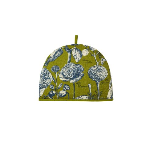 Buy Discount Ulster Weavers RHS Rosemoor Decorative Tea Cosy, Green