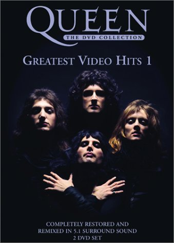 Queen - Greatest Video Hits 1