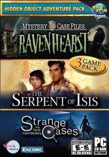 Hidden Object Adventure 3 Pack