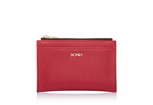 bonia-womens-slim-sophia-coin-pouch-one-size-red