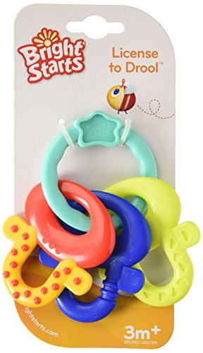 Bright Starts License to Drool Teether - 1