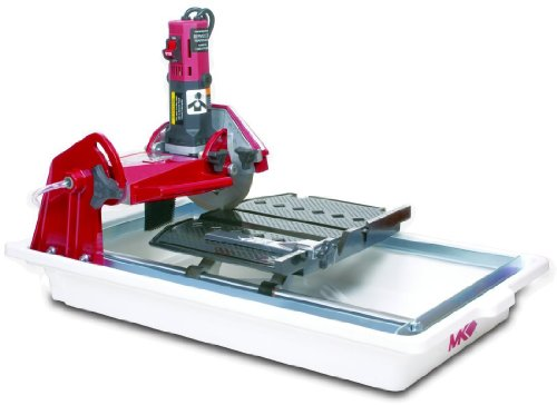 MK-370EXP 1-1/4 HP 7-Inch Wet Cutting Tile Saw w/ Stand