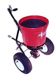 Earthway Commercial 50-Pound Broadcast Tow Spreader 2150T (Discontinued by Manufacturer)