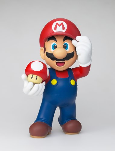 ニュースーパーマリオブラザーズ デスクトップソフビシリーズ マリオ