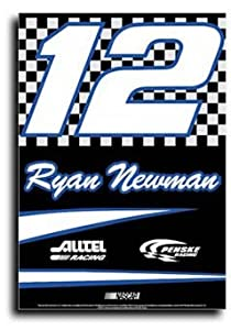 Ryan Newman - Nascar Banner by Flagline.com