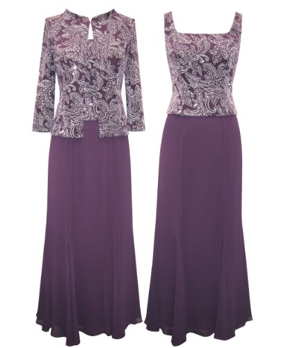 Plus Size Evening Dresses for Women Over 50