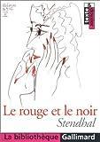 echange, troc Stendhal - Le Rouge et le Noir