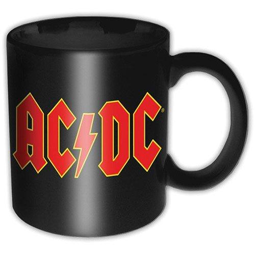 AC/DC tazza con logo, confezione regalo