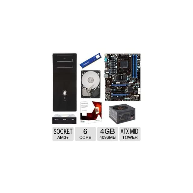 MSI 970A G46 AMD 9 Series AM3+ Motherboard Bundle Computers