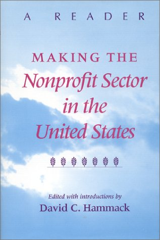 Making the Nonprofit Sector in the United States: A...