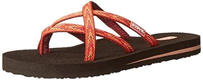 Teva Women's Olowahu 2-Pack Flip Flops
