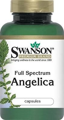Full Spectrum Angelica Root 400 mg 60 Caps