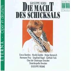 Verdi: Die Macht des Schicksals (Querschnitt) [deutsch]