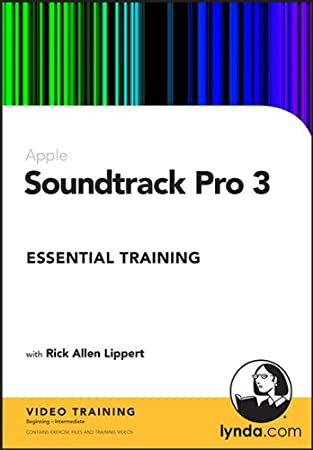 Soundtrack Pro 3 Essential Training