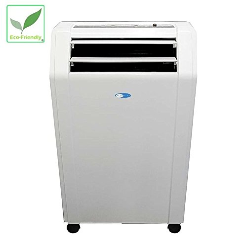 Whynter 14,000 BTU Dual Hose Portable Air Conditioner with Heater