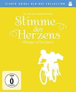 Stimme des Herzens - Whisper of the Heart (Studio Ghibli Blu-ray Collection) [Blu-ray]