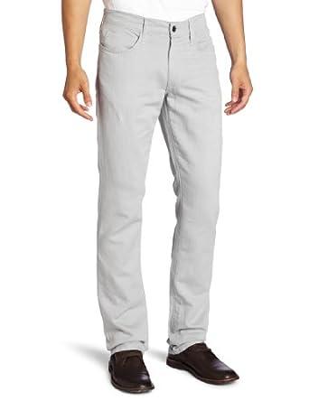 Joe's Jeans Men's Faded Brixton Straight and Narrow Jean, Alloy, 28