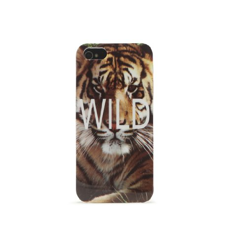 With Love From Ca Womens Wild Tiger Iphone 5 Case