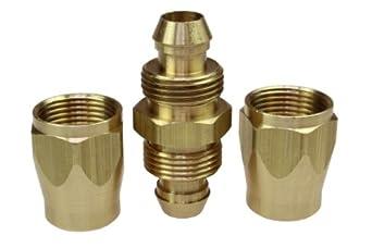 Coilhose Pneumatics PHS0406 Flexeel Hose Reusable Hose Splicer For 1/4-Inch ID Hose