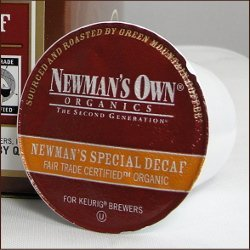 Keurig, Newman's Own Organics, K-Cup packs