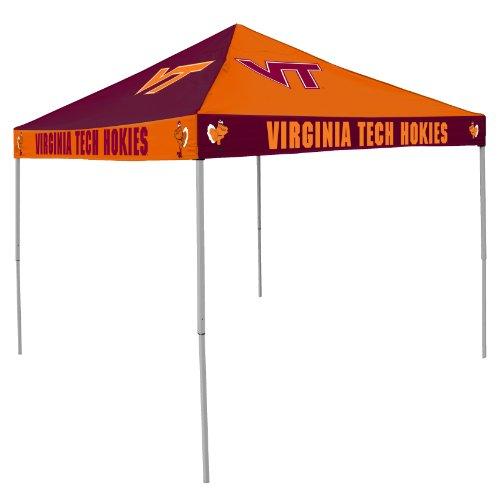Ncaa Virginia Tech Hokies Checkerboard Tent