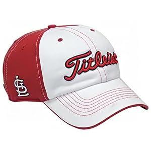 base ball  St. Louis Cardinals Titleist Golf Hat fece36a35