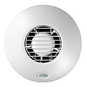 Airflow iCON 30 230V - 240V 100mm Extractor Fan Outlet