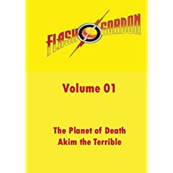 Flash Gordon - Volume 01