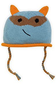 Joobles Organic Baby Hat - Racky the Raccoon