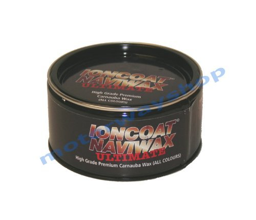 Ioncoat Naviwax Ultimate Premium Carnauba Wax