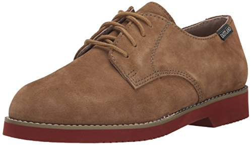 Eastland Women's Buck,Taupe Suede,10 M US