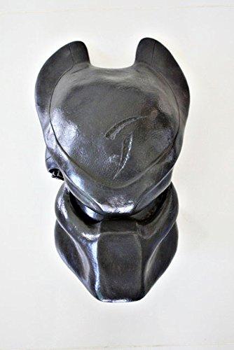 1:1 Full Scale Prop Replica Sideshow Predator AVP Scar Helmet Mask Bio Home Decoration Wall hanging PD1