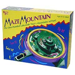 Picture of University Games Maze Mountain (B000W8KEEM) (Brain Teasers)