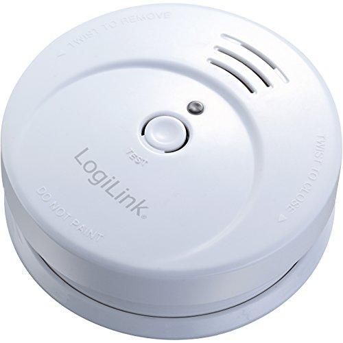 Test du détecteur de fumée Logilink SC0001A